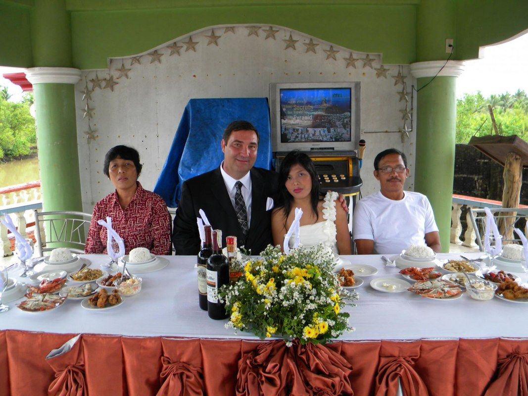We want to thank Asian Kisses for this venue that allowed us to meet each other, fall in love, and become husband and wife. We were married May 25th, 2011 in the Philippines. To all our friends here at...